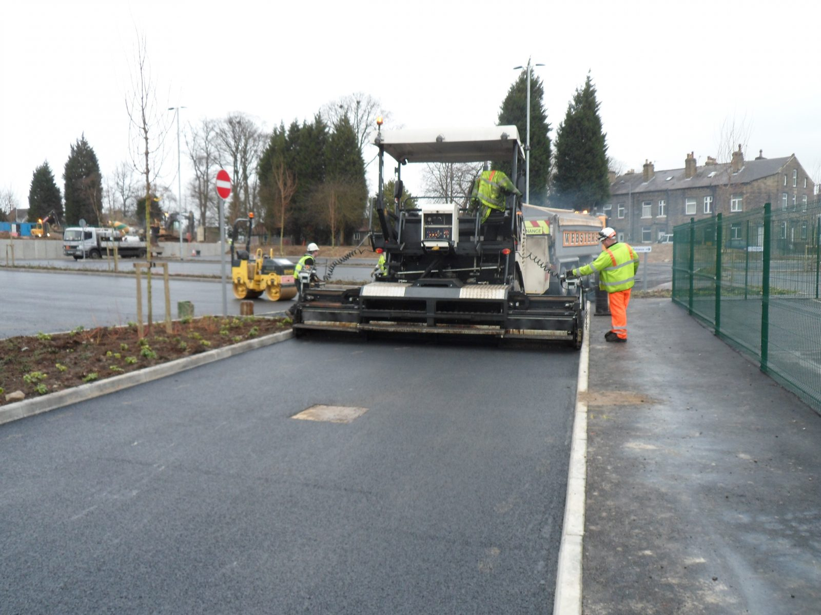 commercial tarmac work