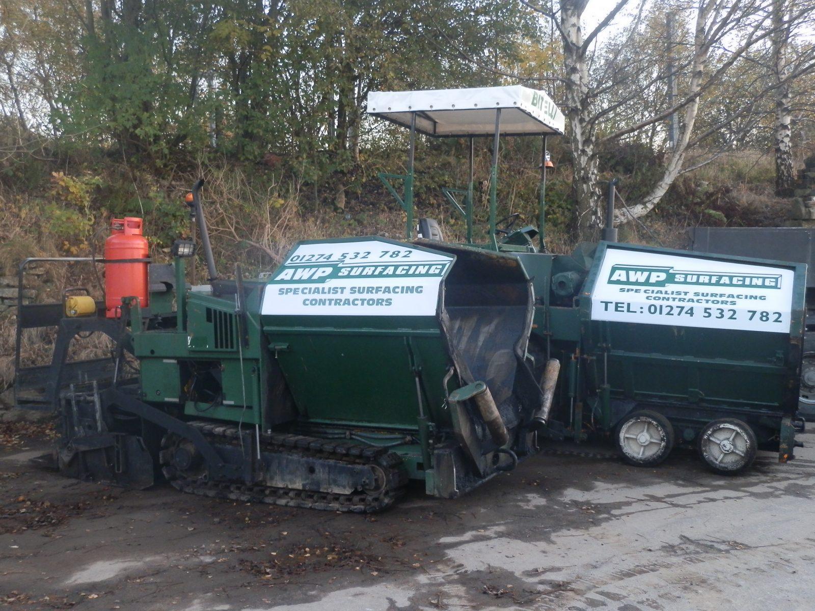 hire fleet tarmac company