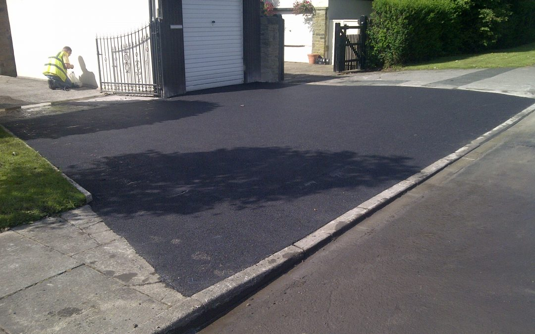 Driveway Re-surfacing Specification Tarmac